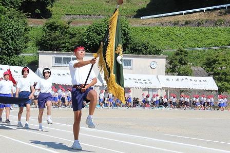 H29小中合同運動会 (1)