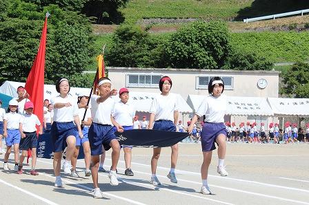 北崎小中学校合同運動会開催🎶 - ...