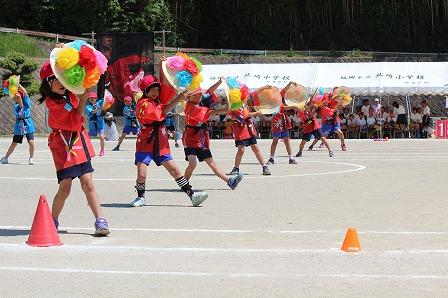 H29小中合同運動会 (14)