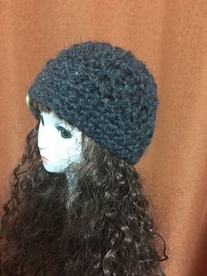 20170702 ウール100% 冬用帽子