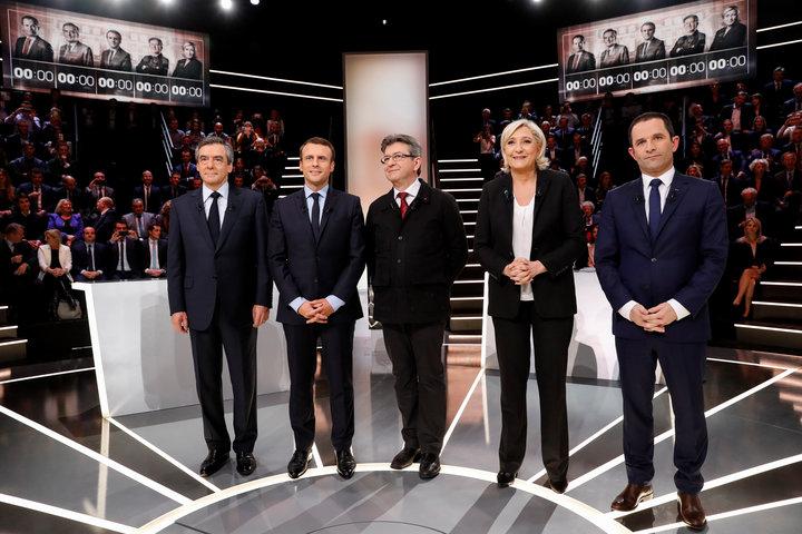 フランス 予備選1