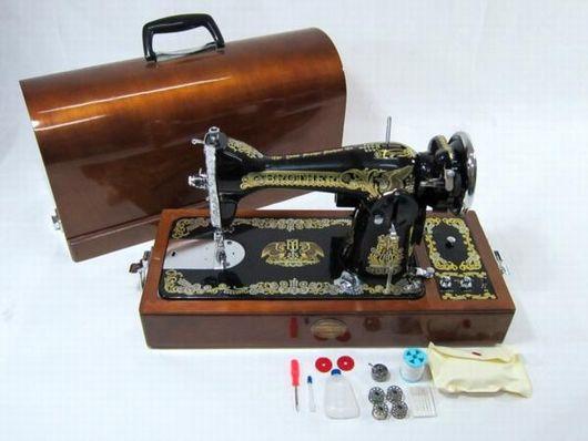 ブラザー アンティークミシン HAI-8050 美品