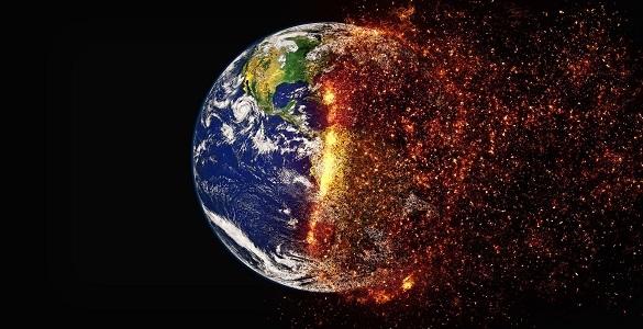 地球 温暖化