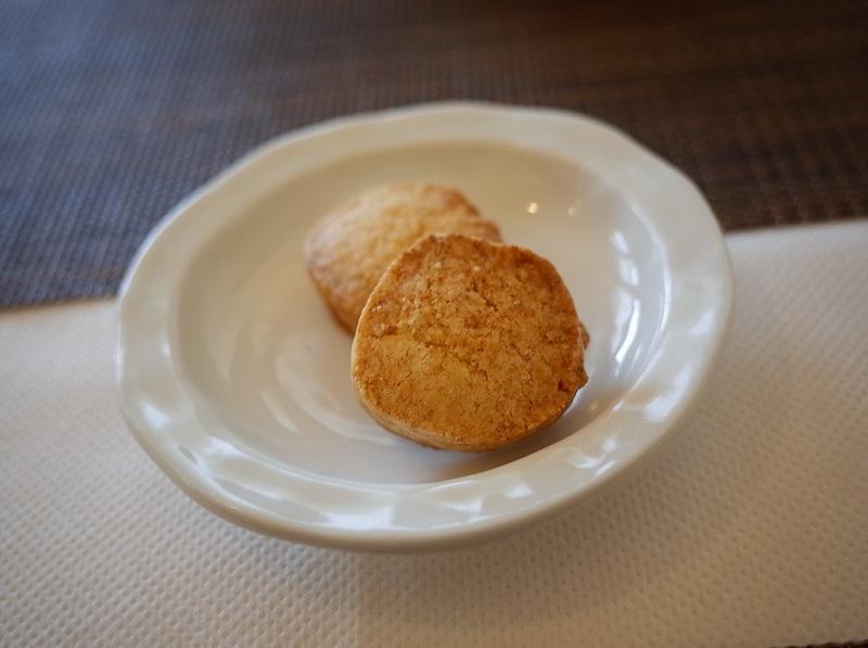 8 杏仁クッキー