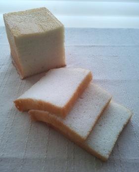 ふんわり一斤パン(ブログ)