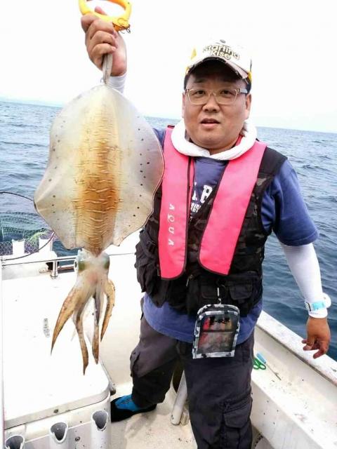 ノダ船長号釣果2
