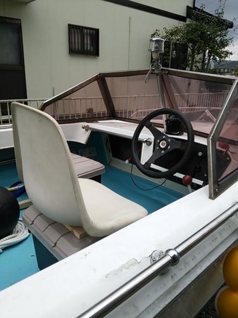 ボート整備3
