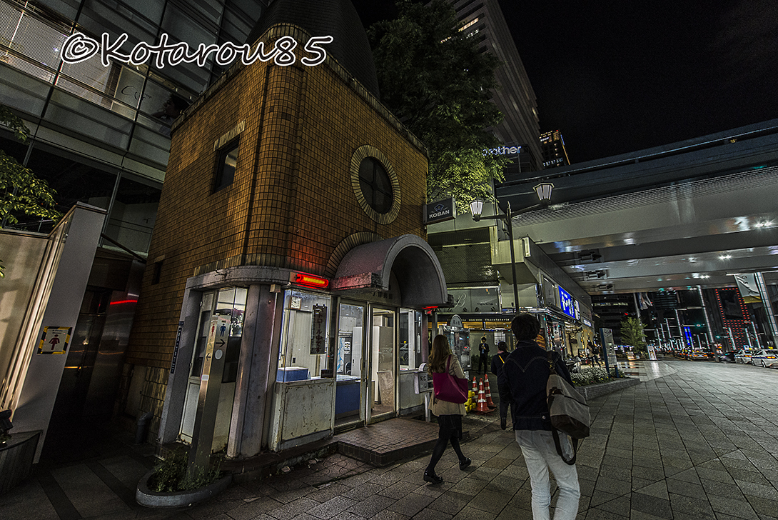 京橋交番前 20170502