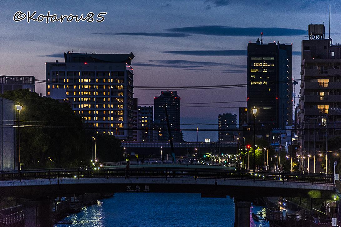 川のある街 20170519