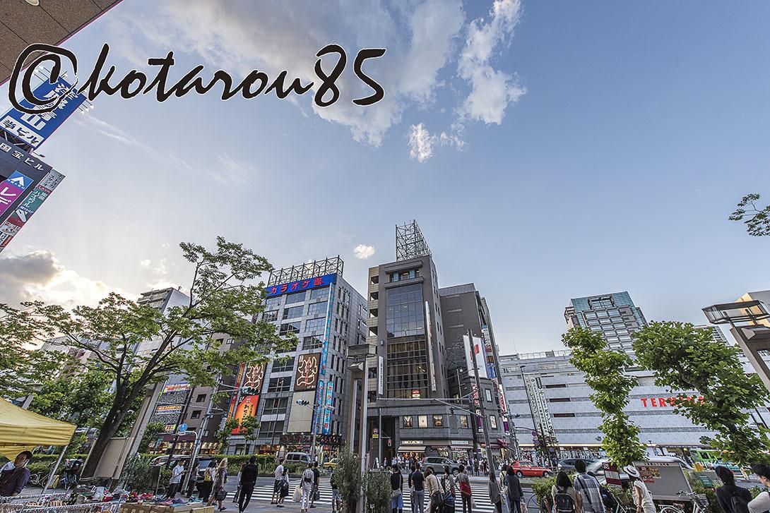 土曜日の錦糸町2 20170604