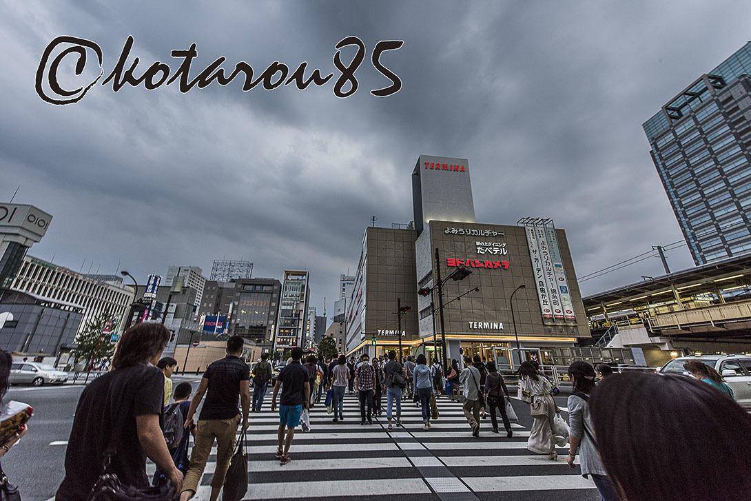 日曜日の錦糸町3 20170612