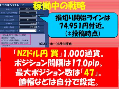 20170708トラッキングトレード検証NZドル円ロング