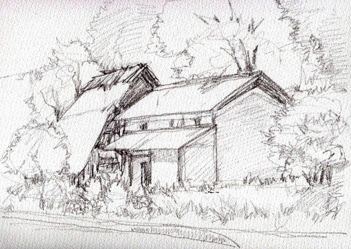 日吉町2 デッサン (700x496)