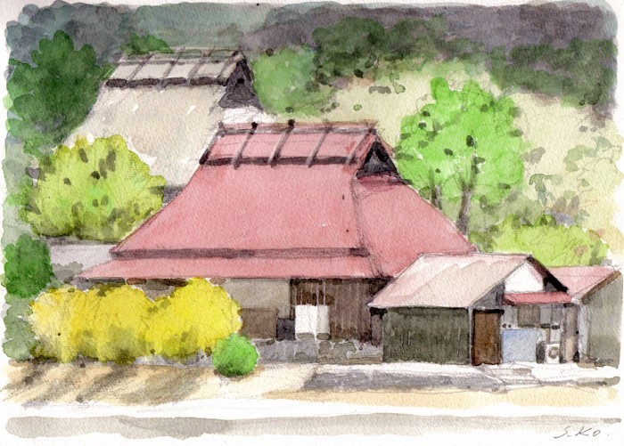 南丹市日吉町にて (700x501)