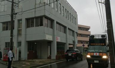 朝鮮総連石川県本部抗議4
