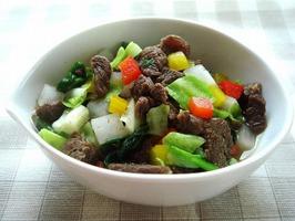 犬用①馬肉スープ煮