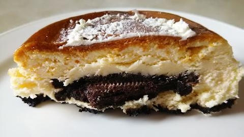 アースカフェクッキーチーズケーキ (3)