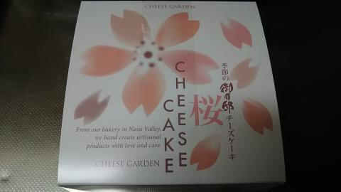 チーズケーキガーデン桜 (1)