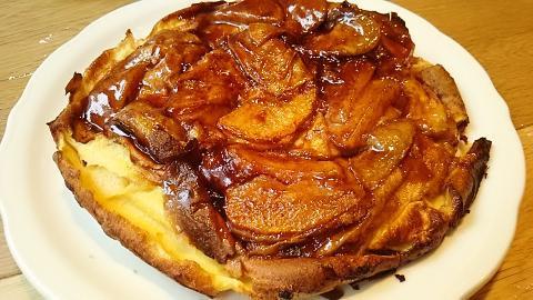 オリジナルパンケーキハウスアップルパンケーキ (1)