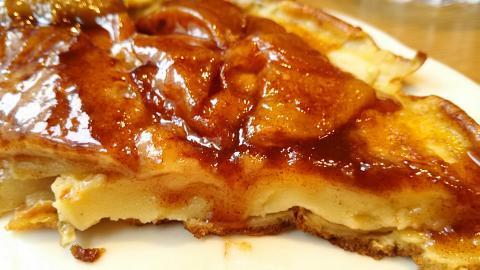 オリジナルパンケーキハウスアップルパンケーキ (2)