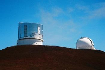 5月会報ハワイ天文台