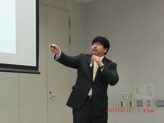 5月会報大淵先生1