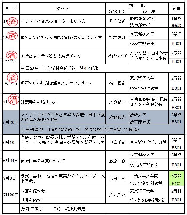 5月会報スケデュール1