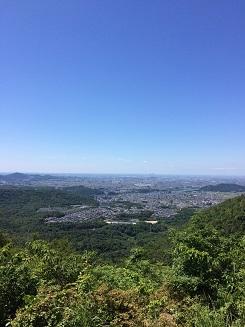 名古屋市内方向