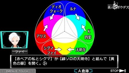 極限脱出ADV 善人シボウデス (12)