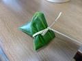 伝統の味・笹巻き