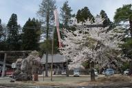 津島神社 (岐阜県飛騨市神岡町山田)