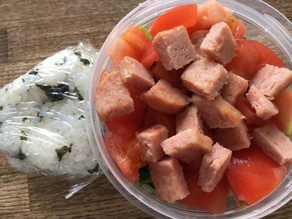 サラダ弁当
