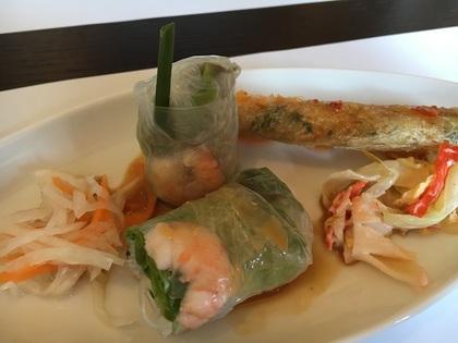 ベトナム料理食べました