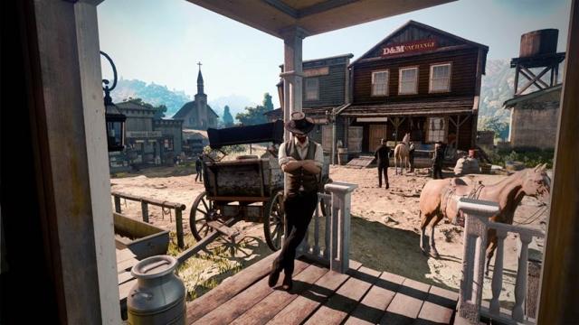Red Dead Redemption 2 leak rumor