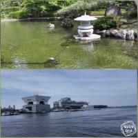 両親と横浜観光1