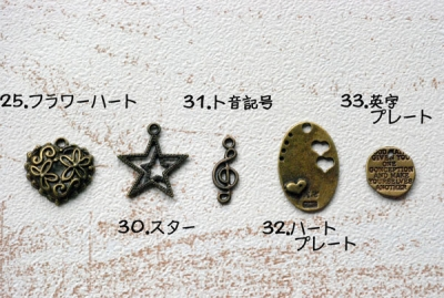 記号・プレート2