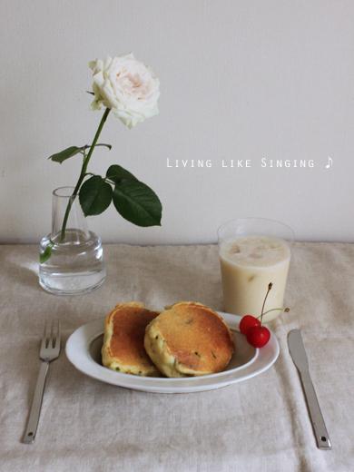 女子の好きな朝ごはん