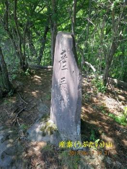 産泰(うぶたい)山