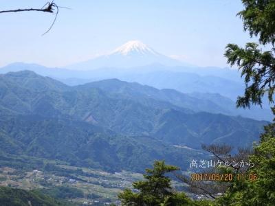 ケルンより富士山