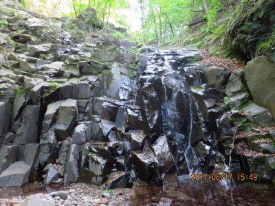 第二不動の滝