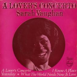 Sarah Vaughan - A Lovers Concerto1