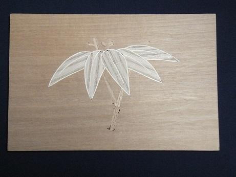 笹の葉線象嵌1