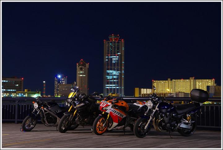 2017年6月5日 大阪市港区ツーリング (4)