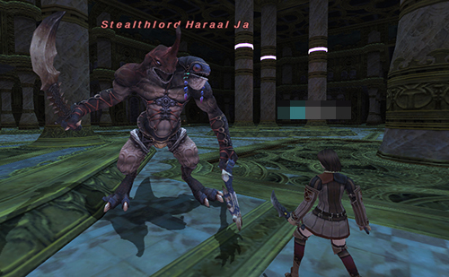 40ボス Stealthlord Haraal Ja