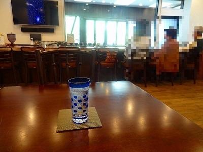 喫茶あ・うんのグラス