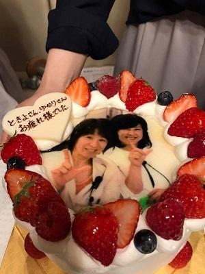 写真ケーキ 名古屋