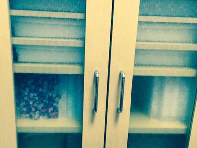 工作 収納 棚板増やし 外側