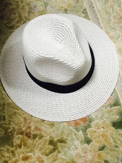 サンキ 白帽子