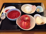 2トマトスープの材料