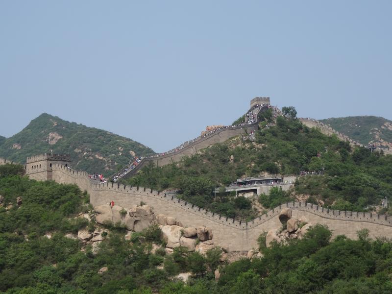 万里の長城13
